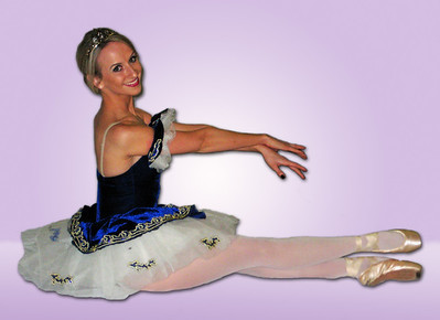 Janet Phillips Ballet Dancer