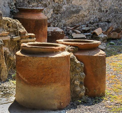 Pompei Pots