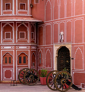 Jane L ~ Chandra Mahal, Jaipur