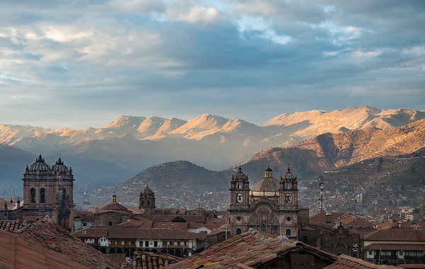 Kevin O'Neill - Cuzco morning