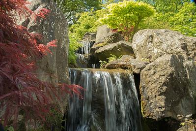Wisley Waterfall