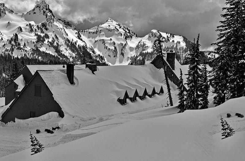 WIN-A-Diane McCall-Snow Draped Peaks