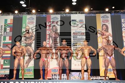 Pro Bodybuilding Short