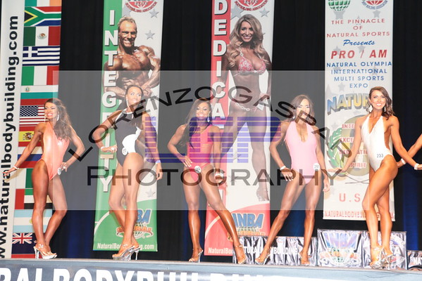 2015 Natural Olympia Women