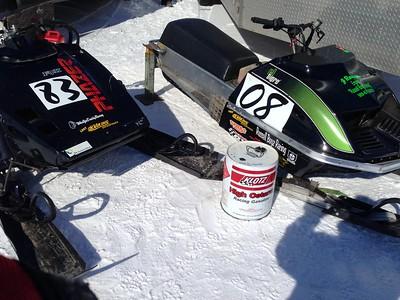 2015 snowmobile races