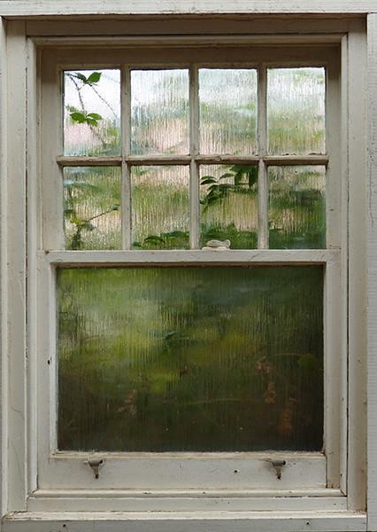 Old Framed Window
