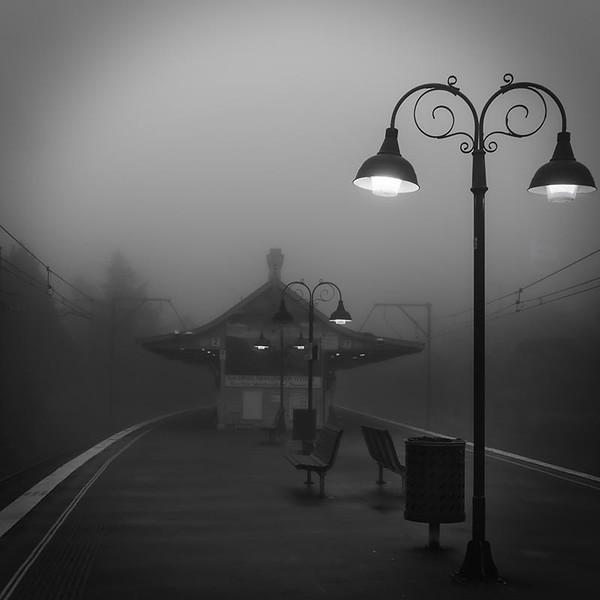 Foggy Blackheath