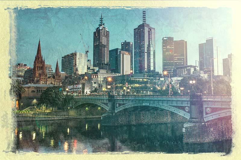 Melbourne Retro