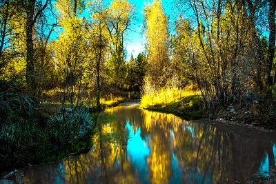 3-Intermediate-Open-DNP-Darrell_Smith-Almost_sunset_on_Clover_Creek