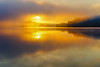 Sunrise On Boshkung Lake 1