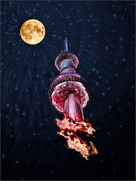 Hundertwasser Filtration Plant Rockets To The Moon