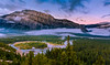 Bow Valley & Mount Rundle