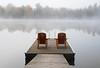 Gentle Mist in Haliburton