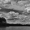 CLO-A-Bill Bower-Clouds over Pinewild Lake