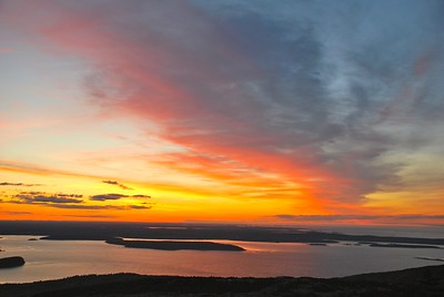 CLO-A-1st-Barbara Gault-Acadia Sunrise