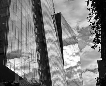 Shard reflections