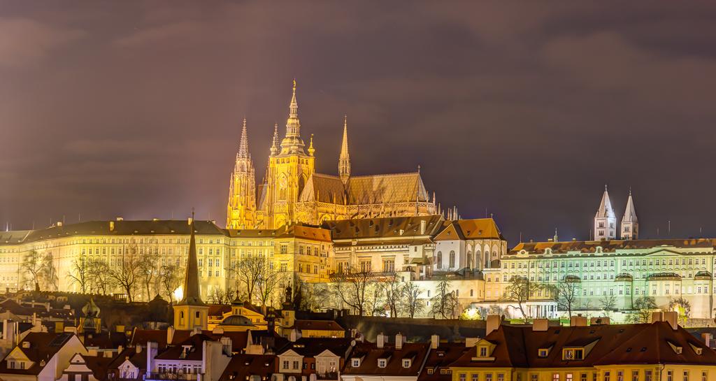 St. Vitus, Prague Castle