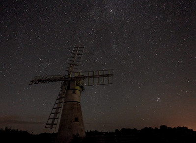 The Mill and the Milky Way