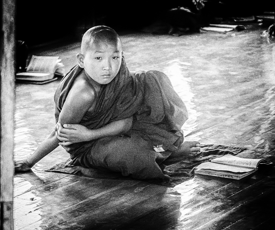 The Boy Monk