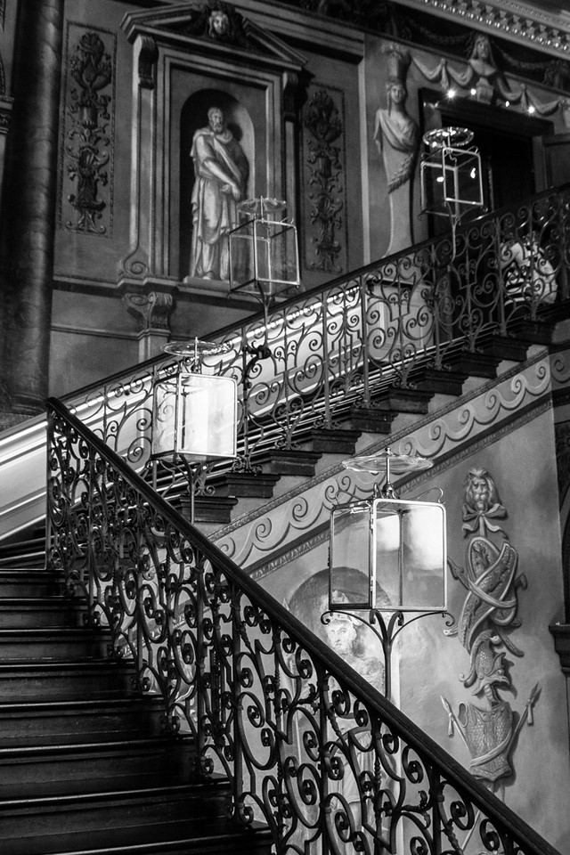 kensington palace stair case