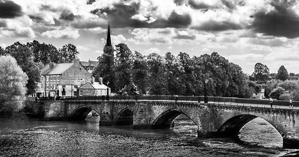 Old Dee Bridge, Chester