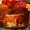 Rust-C-3rd-Grace Hill-Rusty Bucket with Flowers