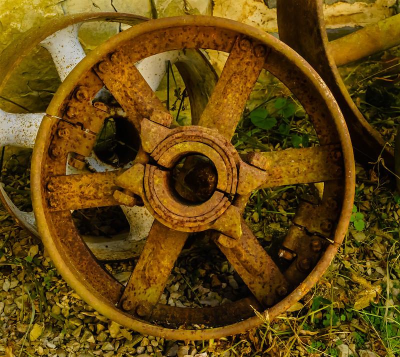 Rust-A-Wendell Dance-Rusty Wheel
