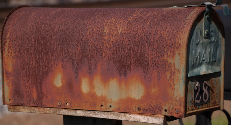 Rust-B-Susan Capstick-US Mail