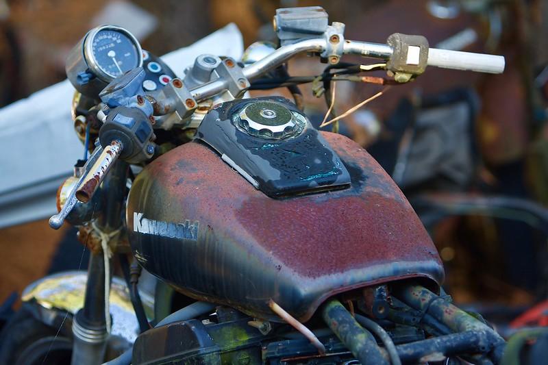 Rust-B-Bob Simpson-Last Ride