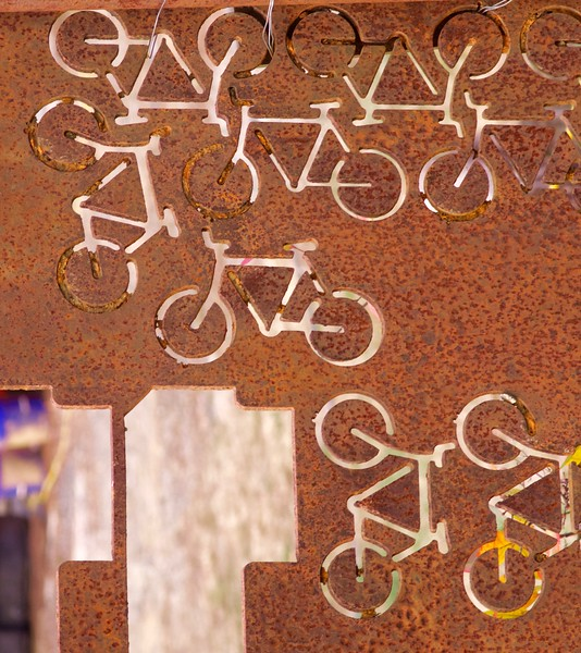 Rust-B-Jerry Kozel-Rusty Bikes