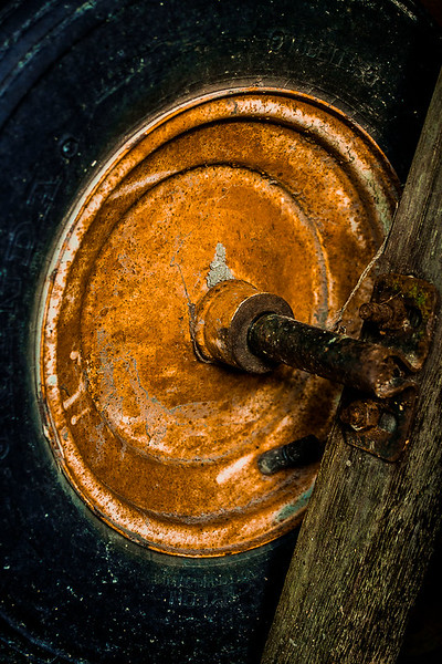 Rust-B-Bonny Henderson-Old Wheelbarrow