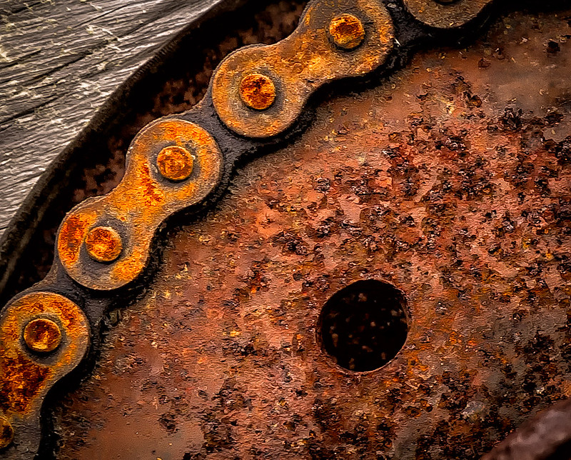 Rust-A-1st-Jim Brown-Rusty's Chain
