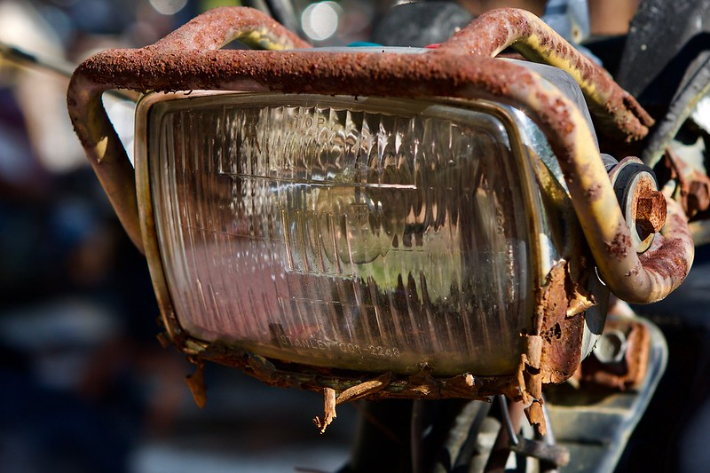 Rust-B-Bob Simpson-Lights Out