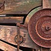 Rust-A-Lana Rebert-URO (Unidentified Rusted Object)