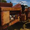 Rust-A-Bill Bower-Retired Workhorse