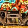 Rust-A-John German-WheelSet