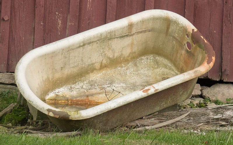 Rust-B-John Reckless-Who Used This Tub Last?