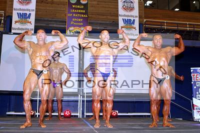 Bodybuilding Open Short