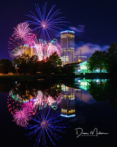 Reflected Glory, Tulsa OK, July 2016
