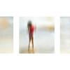 Summer Haze- Triptych