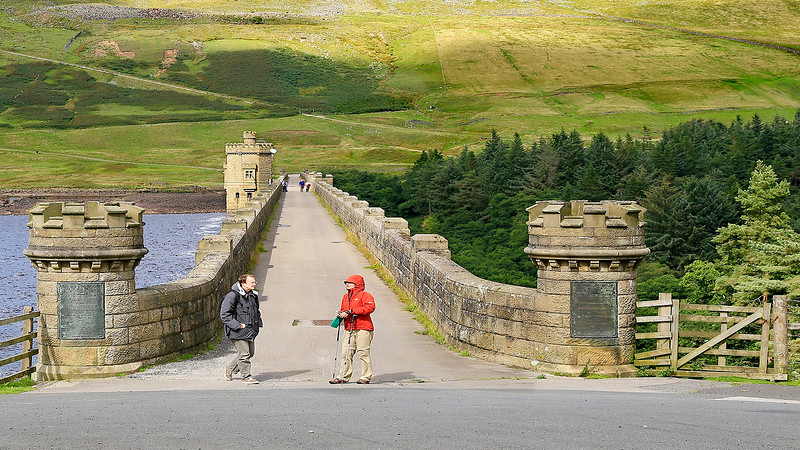 The Dam, Scarhouse, Nidderdale