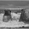 Whitby Harbour Pier