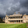 Newton Kyme Hall Before The Rain