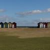 Blyth Beach Huts