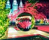 3-Intermediate-Open-DNP-Hiroshi_Kamaya-Lighted_trees_and_crystal_ball