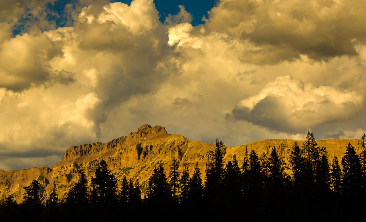 5-Master-Assigned_-_Stormy_Landscapes-DNP-Larry_Whittaker-Sunlit_clouds_at_Hayden_Peak