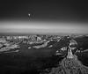 3-Intermediate-Open-1-Hiroshi_Kamaya-Moon_in_sunset