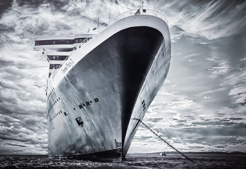 Her name is Queen Mary 2