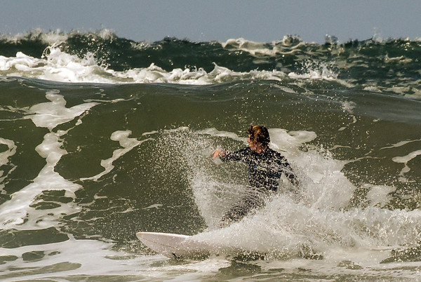 Surfing the Bay