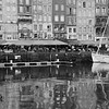 B&W-A-Dave Powers-Honfleur